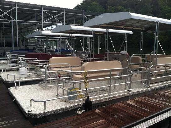 holiday landing rental boats