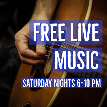 FREE LIVE MUSIC AT THE BLUEGILL GRILL SATURDAY NIGHTS 6-10 PM TULLAHOMA TN